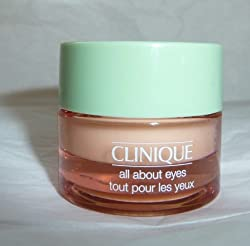 CLINIQUE by Clinique: ALL ABOUT EYES ( TRAVEL SIZE ) --/0.21OZ
