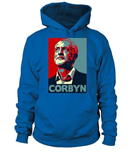 Teezily Jeremy Corbyn - Hoodie Unisex