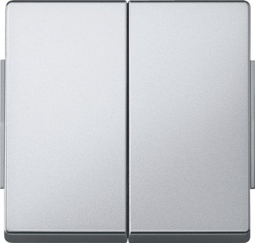 Merten 343560 Wippe für Serienschalter, aluminium, AQUADESIGN