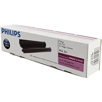 Philips PFA351 Thermotransferfolie
