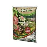 Euflor Bio Hornspäne 100% 5kg Sack • natürlichen Inhaltsstoffe • organischer Stickstoffdünger für den Einsatz im ökologischen Landbau geeignet