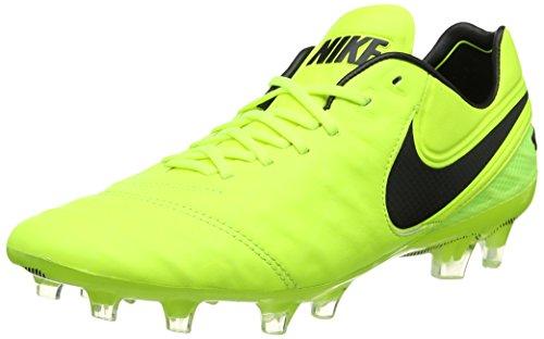 Nike Herren Tiempo Legend VI FG Fußballschuhe, Gelb (Volt/Black Volt), 44.5 EU