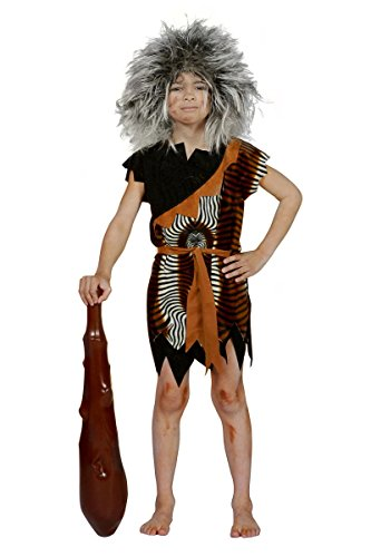 Wilbers Steinzeit Kinder Kostüm Neandertaler Karneval Fasching -