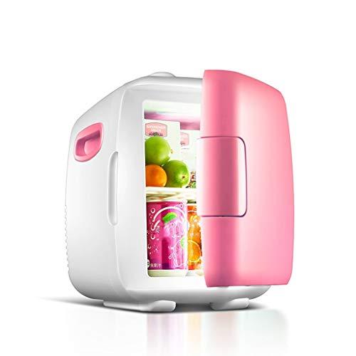 Mini-Kühlschrank Mini-Kühlschrank, Tragbarer Kühlschrank, Auto/Zu Hause, Konservierung Und Kryogen Erhitzen Können, 8 L Kapazität, For Auto/Boot/Selbstfahrer/Camping/Outdoor - Schönheiten Coca-cola-flaschen