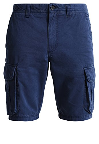 Pier One Herren Shorts in Blau, 33