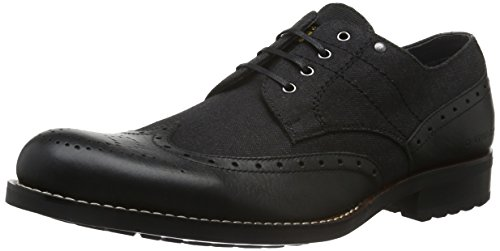G-Star Raw Uomo, Sneakers, Colmer, Nero (Raven-976), 43
