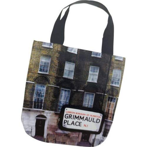 Borsa (Unisex-) Grimmauld Place (Black) [Import anglais]