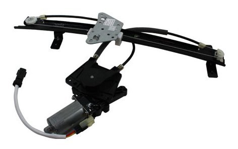 TYC 660178 Dodge Durango Front Driver Side Replacement Power Window Regulator Assembly with Motor by TYC