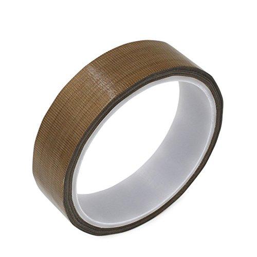 25mm-x10m-teflon-ptfe-adhesive-cloth-tape-high-temperature-resistant-insulating