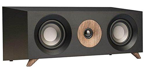 W schwarz, Walnuss Lautsprecher-Lautsprecher (kabelgebunden, 160W, 65-26000HZ, 8Ohm, schwarz, Walnuss) ()