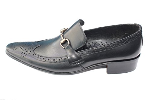 Wear & Walk UK , Mocassins pour homme Noir