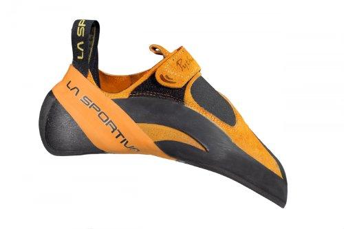 La Sportiva Python, Escalade men Orange / Black