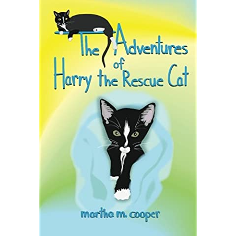 The Adventures of Harry the Rescue Cat