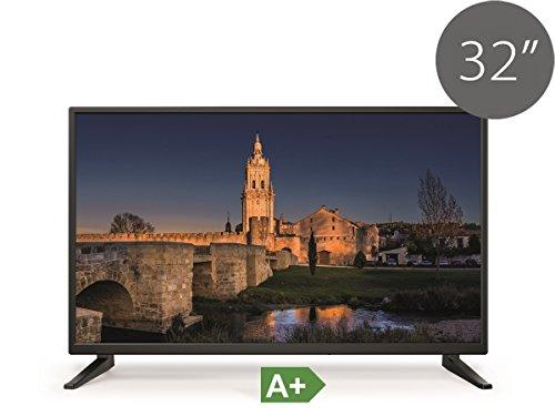 "41S3OVKCdzL - TD Systems K32DLM7H - Televisor LED de 32"" (HD, 3X HDMI, VGA, USB Reproductor y Grabador) Color Negro"