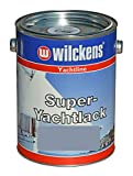 Wilckens Yachtline Super-Yachtlack 750ml, Farbe:RAL 7001 silbergrau, Größe:Standard