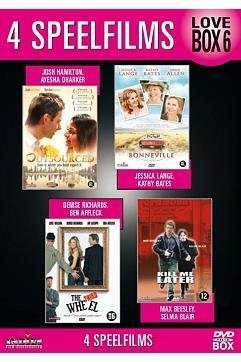 Love Box 4 Films Collection ( Outsourced / Bonneville / The Third Wheel / Kill Me Later ) by Josh Hamilton