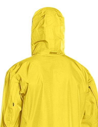 SALEWA Herren Regenjacke PUEZ Powertex 2.5L kamille yellow