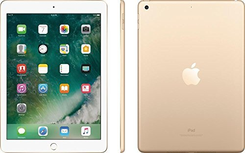 Cheap NEWEST Apple iPad with WiFi – 32GB – Gold (NEW IPAD – LATEST MODEL – 2017) (REPLACES iPad Air 2) Review