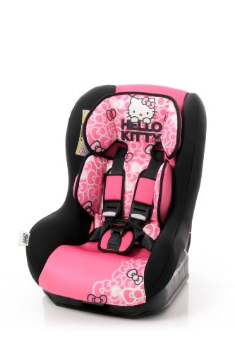 Hello Kitty 101-113-800 Kindersitz Safety Plus NT, rosa