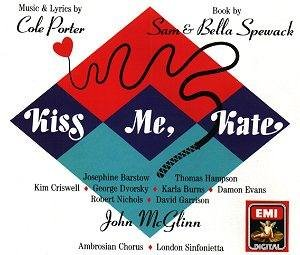 Freedb MISC / C90D3D10 - ''Shrew'' Finale - So Kiss Me, Kate/ Dance  Track, music and video   by   Porter, Cole