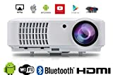 Best Lámparas de escritorio 3M - Proyector WiFi FULL HD 1080P Home Theater proyector Review