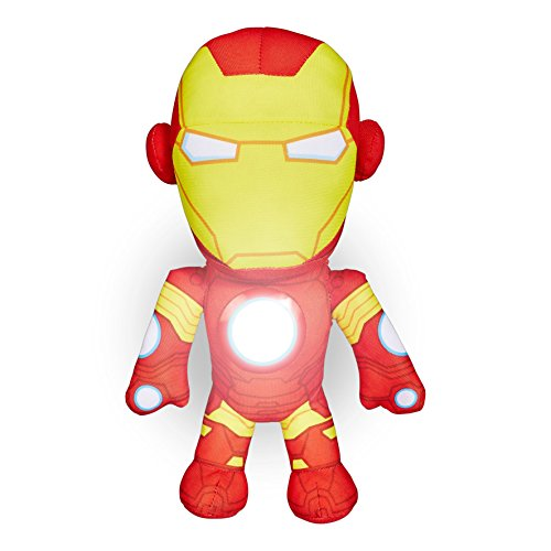 Avengers - Iron Man Plush - Night Light - 35cm 14""