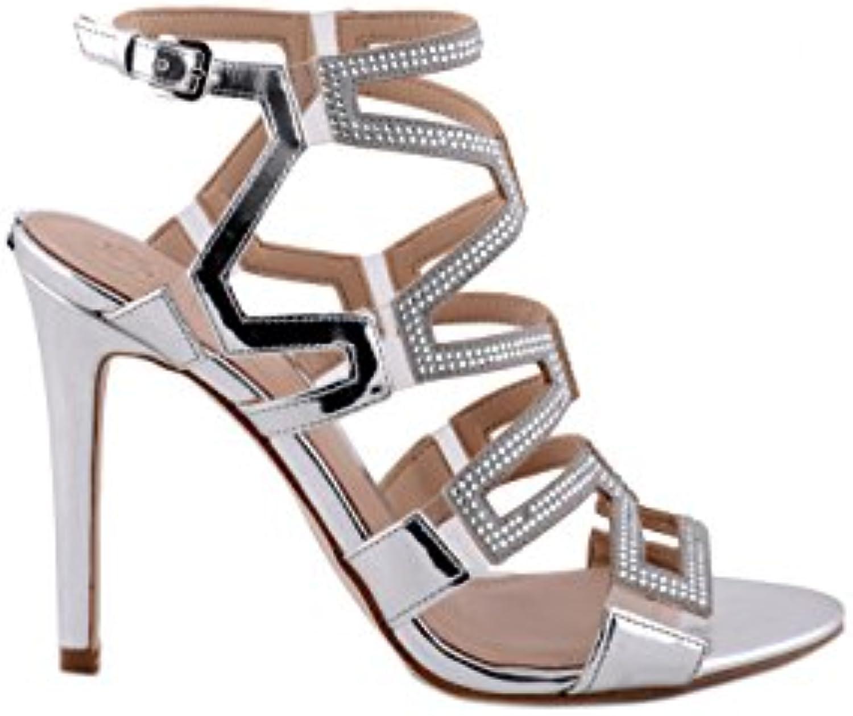 Guess Swaroski damen synthetisch sandalen 2018 Letztes Modell  Mode Schuhe Billig Online-Verkauf