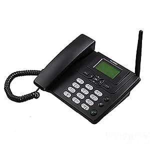 [Envoi Gratuit] Huawei ETS3125i GSM FMP fixe Téléphone sans fil de Table // Huawei ETS3125i GSM FMP Fixed Wireless Table Desk Telephone
