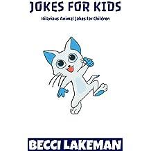 Jokes for Kids: Hilarious Animal Jokes for Children (English Edition)