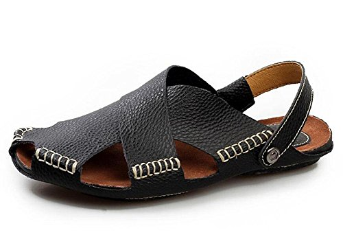 shixr-pantoufles-a-dos-ouvertes-pour-hommes-vert-sandales-respirantes-cuir-confortables-sandales-dec