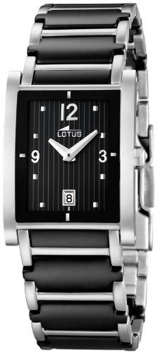 Lotus 15585/3 - Reloj de Mujer de Cuarzo, Correa de cerámica
