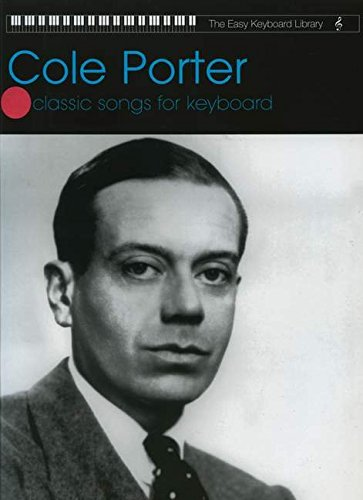 Cole Porter (Easy Keyboard Library) (Cole Porter-piano-musik)