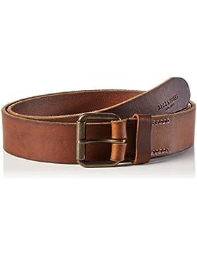 JACK & JONES Herren Gürtel Jjijakob Leather Belt Noos