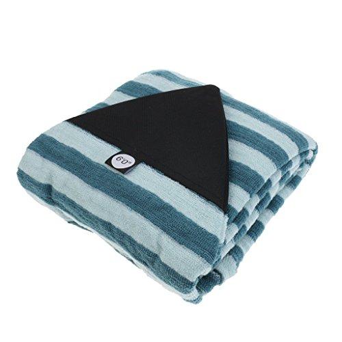 Backbayia 6 Fuß Surfbrett Socke Tasche Schutztasche Wellenreiten Boardtaschen Surfboard Bag