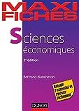 Image de Maxi fiches de Sciences économiques - 2e éd. (Économie - Gestion)