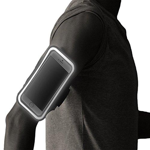 iphone 7 8 sportarmband mit fingerprind identifizierung. Black Bedroom Furniture Sets. Home Design Ideas