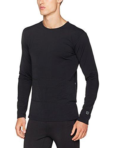 Glovii-Battery-Heated-Base-Layer-Thermoactive-Sweatshirt-Long-Sleeve-Technical-Clothing-T-shirt-sizes-M-L-XL-L