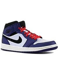 new concept a545d e48d1 Nike Herren Air Jordan 1 Mid Se Basketballschuhe