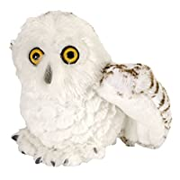 Wild Republic 20cm Plush Snowy Owl