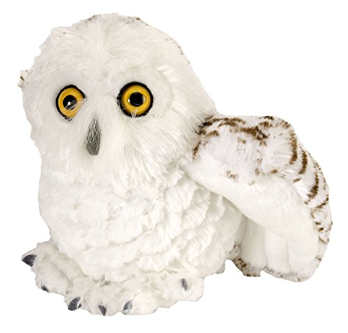 Wild Republic - 10849 - CK Mini - Peluche - Harfang de Neiges - 20 cm