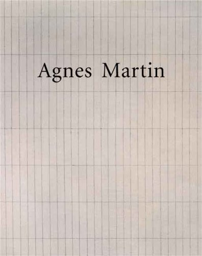 Agnes Martin (Dia Art Foundation) (Dia Foundation) by Lynne Cooke (2011-11-01)