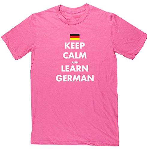 hippowarehouse-keep-calm-and-learn-german-unisex-short-sleeve-t-shirt