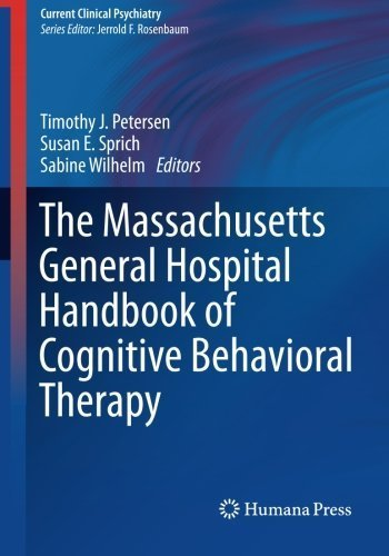 Pdf The Massachusetts General Hospital Handbook Of Cognitive