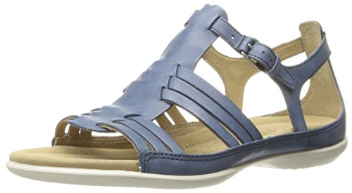 Ecco Flash Sandal Donna US 10 Blu Sandalo