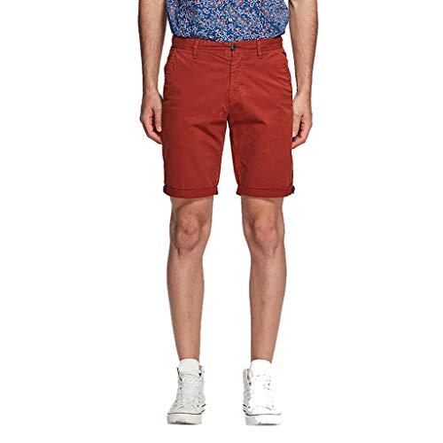 Geilisungren Pantalones Cortos algodón Hombre, Nuevo