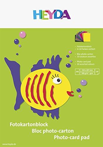 rtonblock (A4, 300 g/m², 10 Blatt) ()