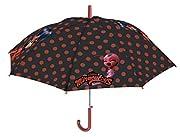 Questa miracolosa ombrello a forma di coccinella è ideale per mantenere un piccolo fuori dalla pioggia.Il baldacchino ha 8pannelli raffiguranti personaggi miracolosa coccinella.• Meccanismo di apertura/chiusura sicuro per i bambini al fine d...
