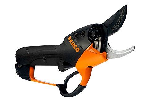 5. BAHCO BCL22 - Tijeras de podar eléctricas profesionales