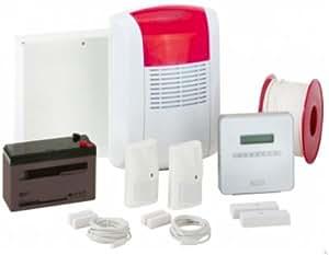 Abus AZ4299 Terxon SX Ecoline-Alarmpaket mit Sirene