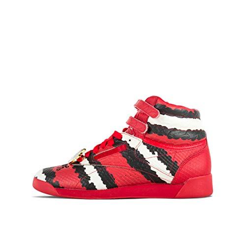 e966a9a57129 Reebok Melody Ehsani x Sportswear - Freestyle Hi - Black - 4.5